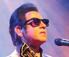 Roy Orbison-tribute op Such A Night in Berlare in CC Stroming op 25 maart 2018