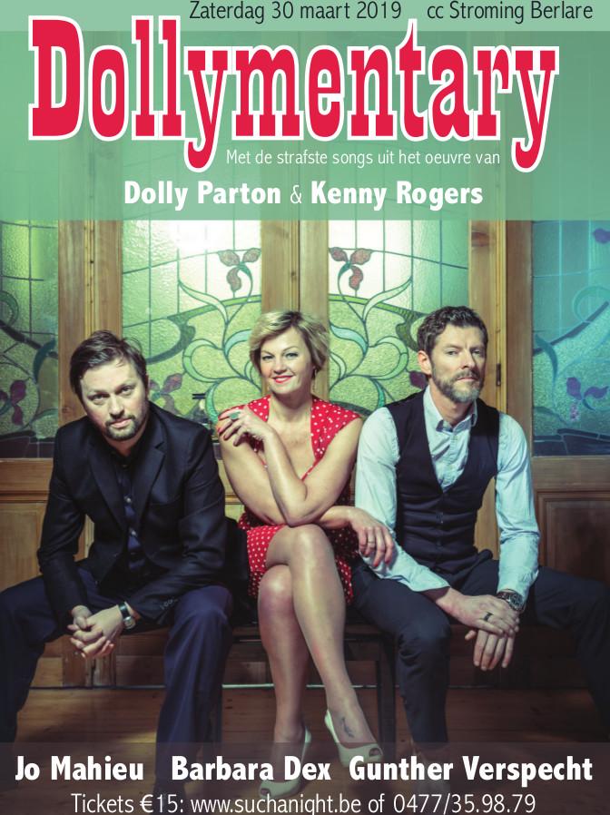 Dollymentary - Het beste van Dolly Parton en Kenny Rogers