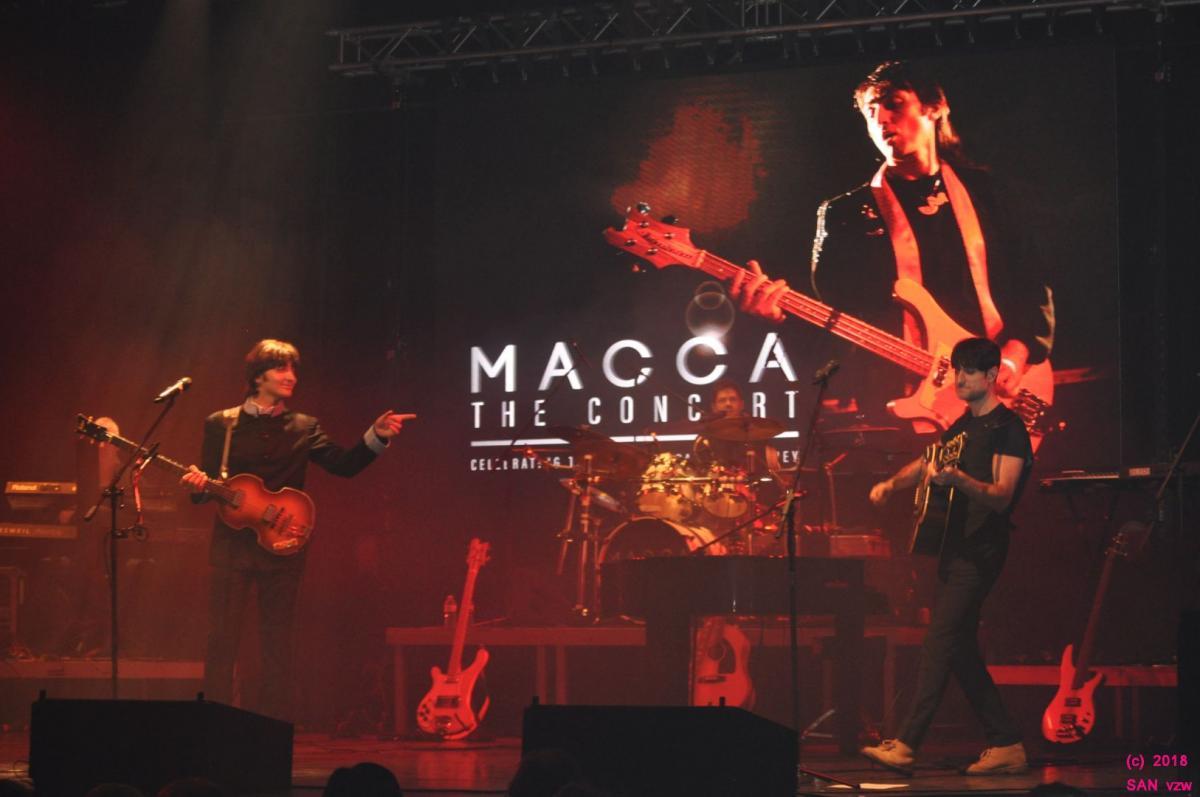 Macca - The story of Paul McCartney (4 februari 2018) Berlare