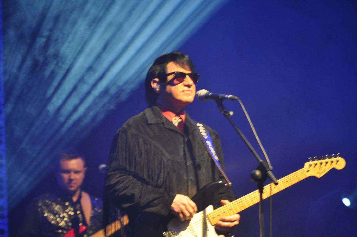 Barry Steele and Friends - The Roy Orbison Story (25 maart 2018) Berlare