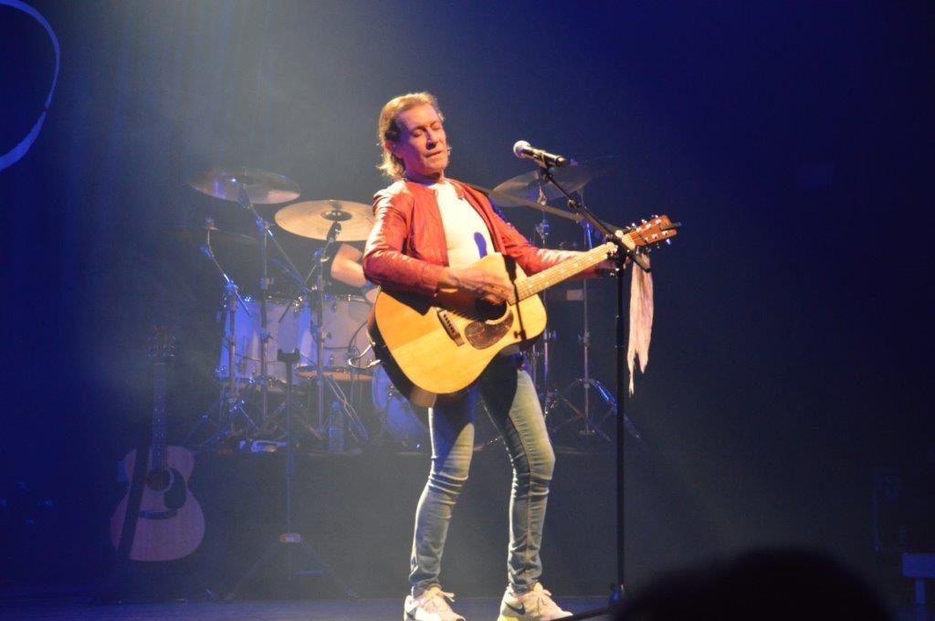 Albert Hammond Songbook Tour (12 november 2017) Berlare